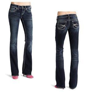 Silver 31x31 Aiko Bootcut Jeans